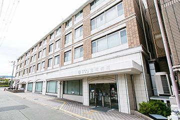 地域の人々の健康を守る拠点病院